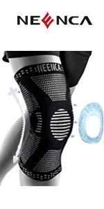 NEENCA Knee Brace Compression Knee Sleeve