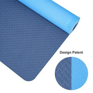 Dubbelzijdig en antislip ontwerp