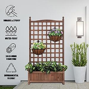 Amerlife planter box