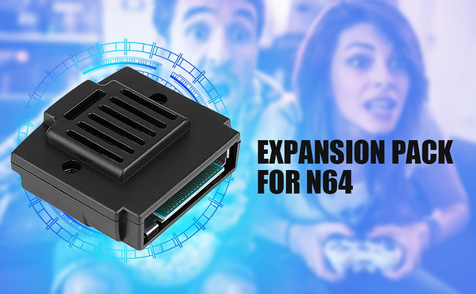Expansion Pack for N64
