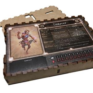 character tray