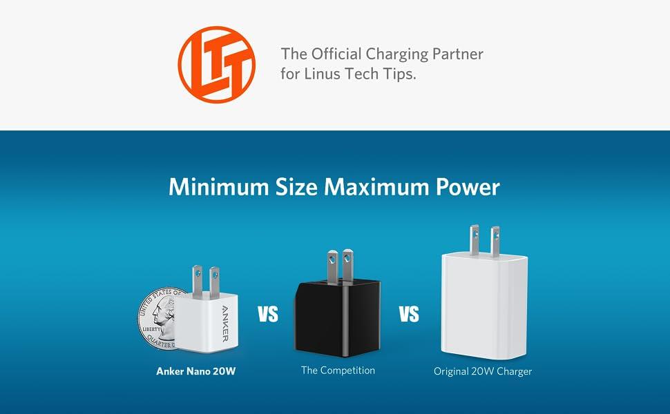 Minimum Size Maximum Power