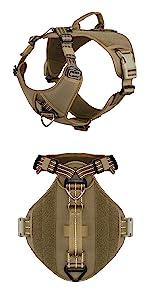 dog moblie harness