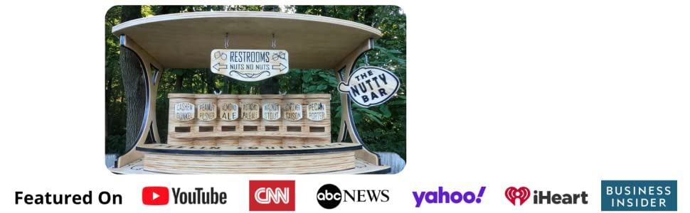 As seen on many major news networks such as YouTube, CNN, ABC, Yahoo and more!