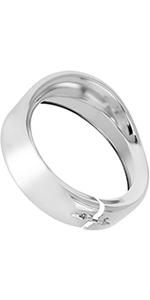 7 inch Headlight Trim Ring