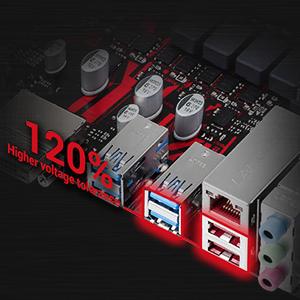 ASUS EX-A320M Motherboard USB Guard