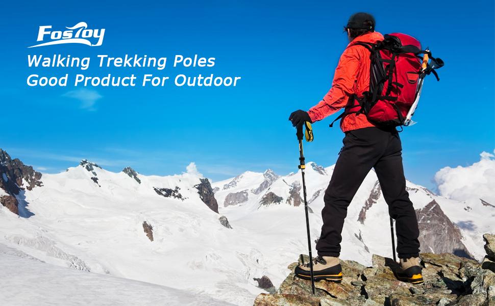 trekking poles