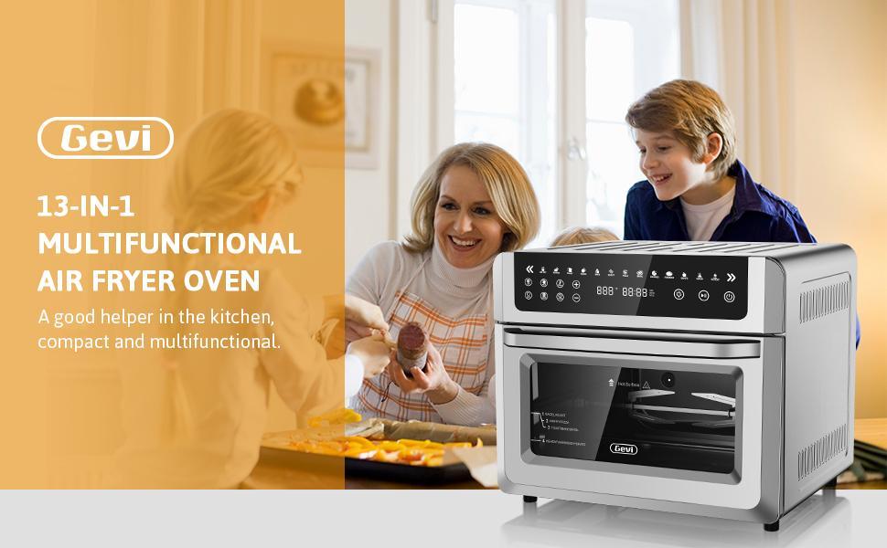 Gevi 13-in-1 Multifunctional Air Fryer Oven