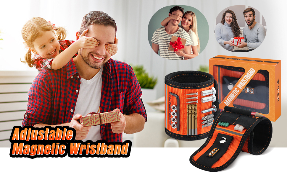 JelBo Magnetic Wristband