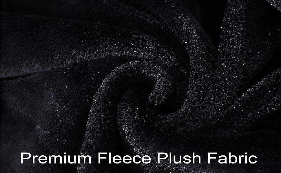 Premium Fleece Plush Fabric