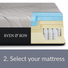 select your mattress