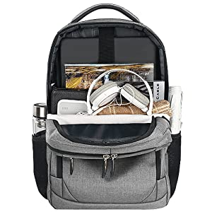 Large Main Compartment