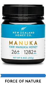 Raw Manuka Honey UMF 26+