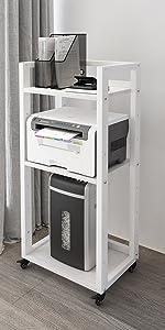 3 Tier printer Stand