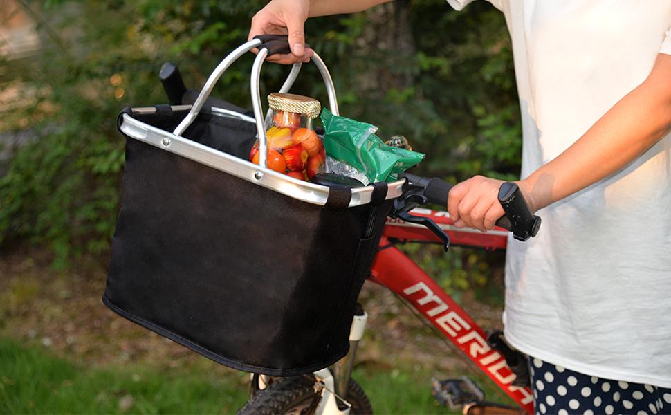 handlebar bag quick release
