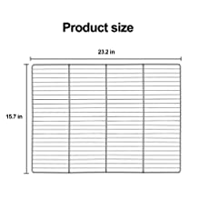 lanejoy barbecue wire mesh, set of 3
