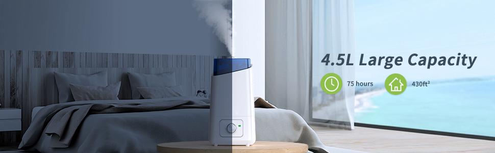 HD3 white Humidifier