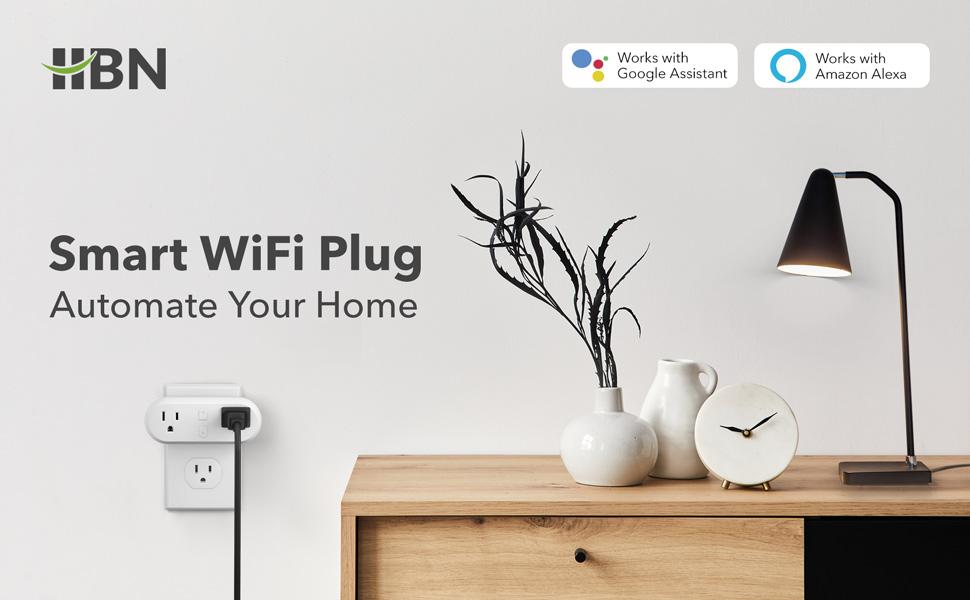 HBN Smart WiFi Plug