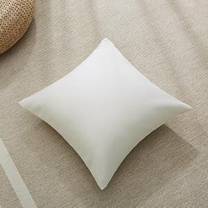 Biege Throw Pillow cover