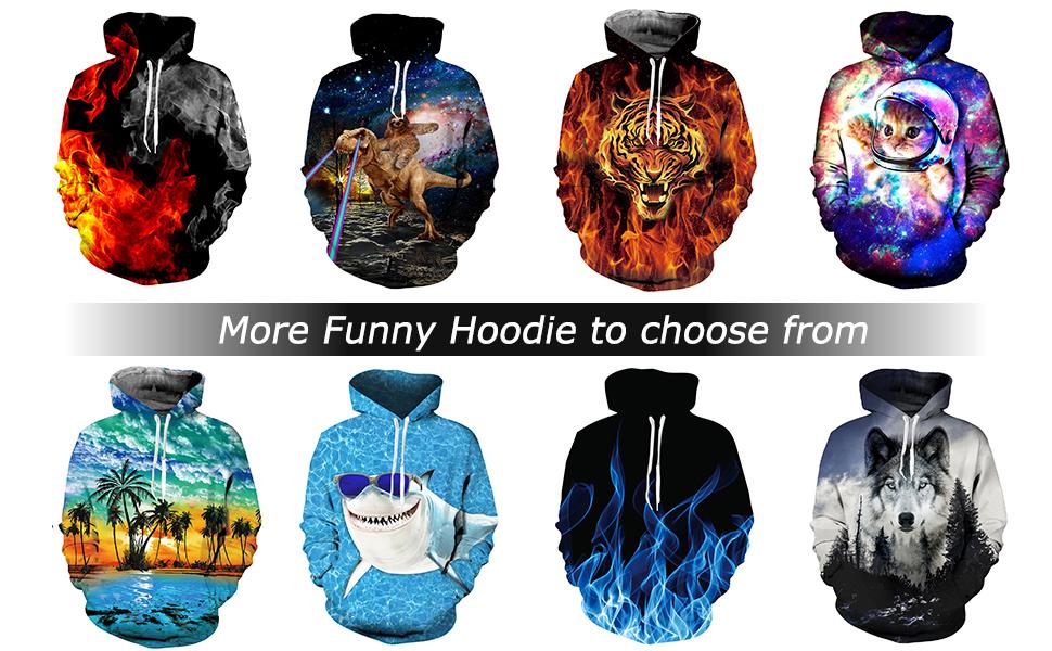 3d hoodies