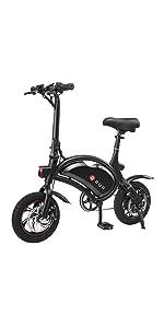 DYU D2F Electric bike