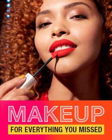 MNY brand story, makeup for everything you missed