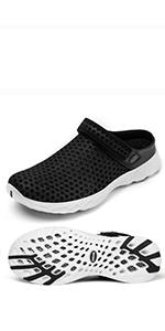 water shoes garden shoes clog shoes quick dry water clog sneakers lightweight