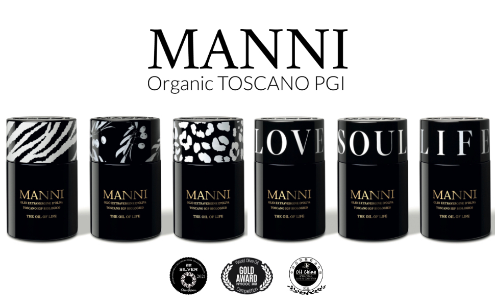 manni the oil of life