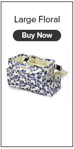 Cleaning Caddy Large Floral