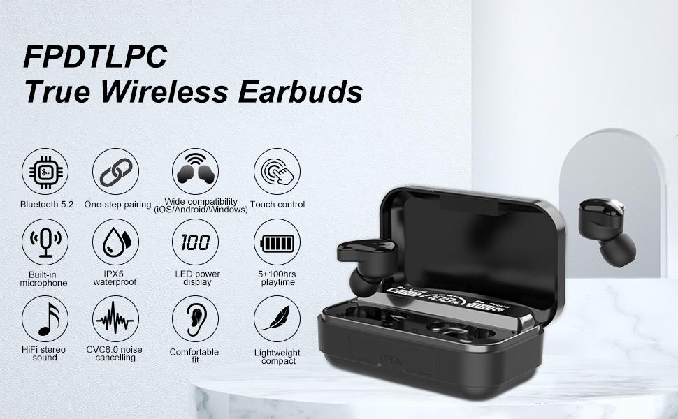 wireless earbuds earphones earpods headphones
