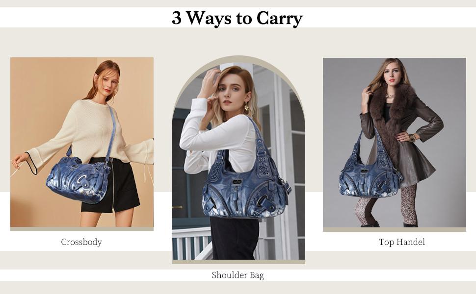 Carry ways