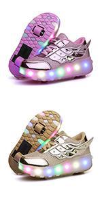 rechargalbe shoes