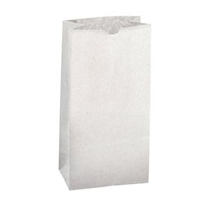 Medium White Paper Sacks