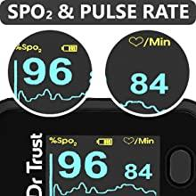 pulse oximeter oxygen level