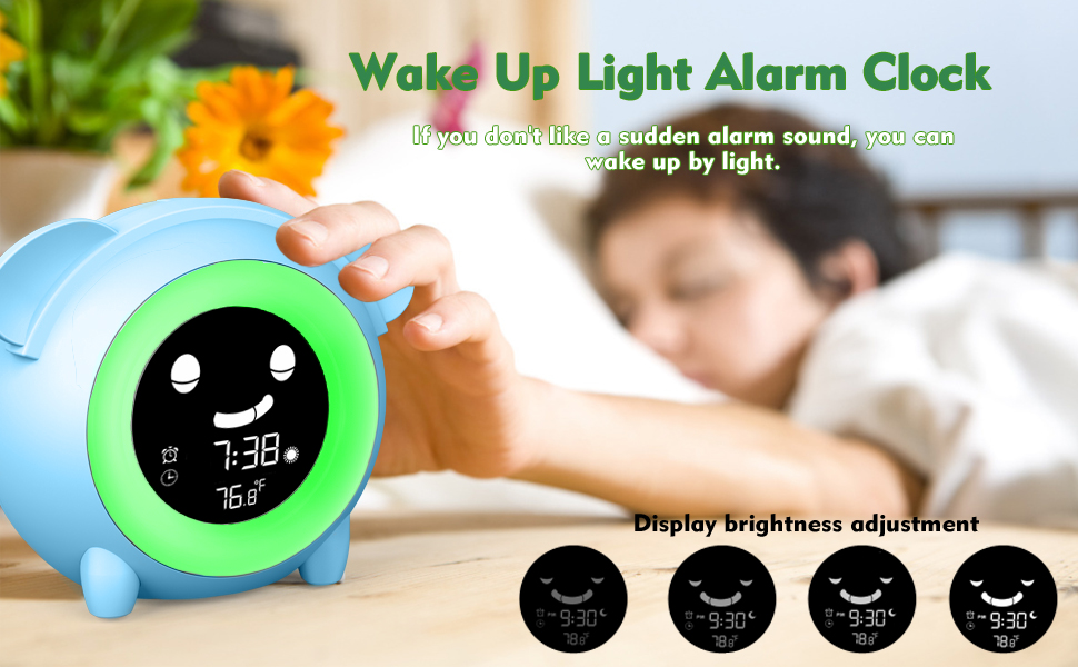 kid's alarm clock kids alarm clock ok to wake clock kids alarm clock ok to wake