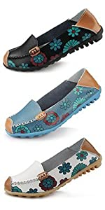 womens loafers shoes womens flats shoes comfortable slip on shoes for women walking shoes
