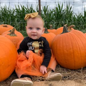 infant girl first hallowen outfits