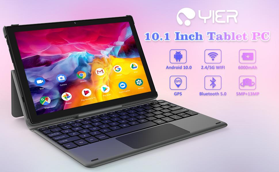 Tablet 10.1 Inch Android 10.0