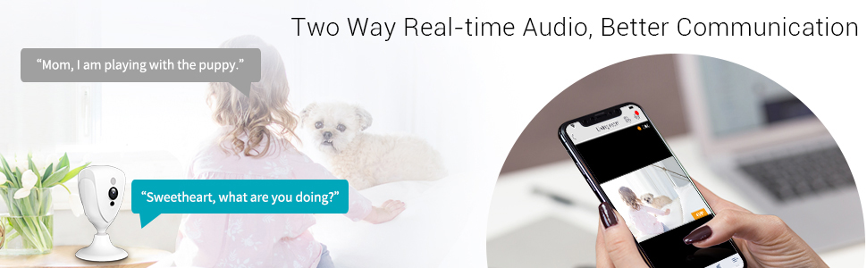 two way audio