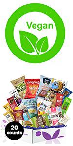 Vegan Snacks Care Package