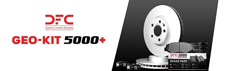 DFC Geo Kit 5000+