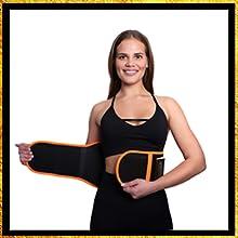 ZSZBACE waist trainer