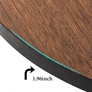 nesting coffee table wood