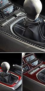 Car Gear Shift Panel Cover