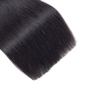 Grade 8a Brazilian Straight Virgin Hair 3 Bundles
