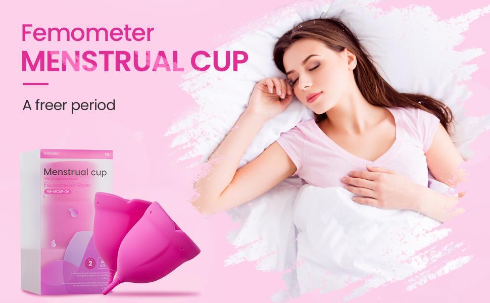 femometer menstrual cup