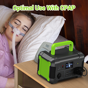 cpap backup battery