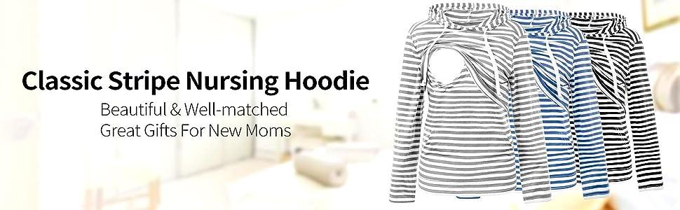 breastfeeding shirts for women