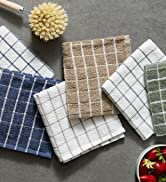 Collection of dishcloths