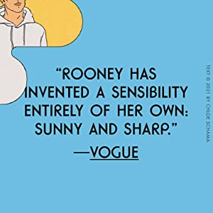 Beautiful World, Where Are You? Sally Rooney Vogue quote